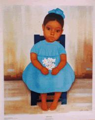 <center>La niña del palacio azul </center>